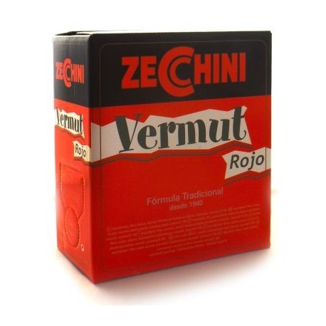 Vermut Zecchini - Bagging Box